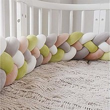 Amiiaz 220cm baby bed snake 4 weave nest snake bed