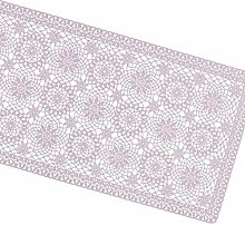 Amira Table Runner Vinyl 40 x 150 cm Purple