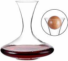 1pc Useful Creative Durable Exquisite Practical Wine Decanter