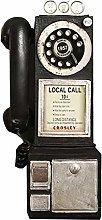 Amity Creativity Vintage Telephone Model Wall