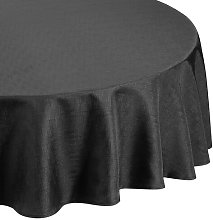 Amity Tablecloth Symple Stuff Colour: Black