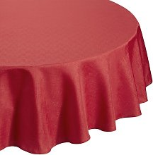 Amity Tablecloth Symple Stuff Colour: Red