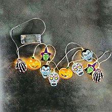 Amoane Halloween decoration String Lights 10 LED