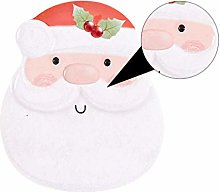 Amosfun Christmas Cookie Box Candy Tin Jar Candy