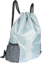 Amosfun Drawstring Backpacks Sports Gym Bag