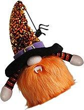 Amosfun Holiday Gnome LED Halloween Party