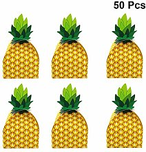 Amosfun Pineapple Candy Box Summer Party Favors