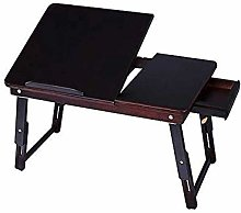 AMOYE Lap Desk for Laptop Adjustable Portable