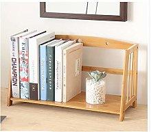 AMRT Desktop bookcase Counter Top Bookcase For