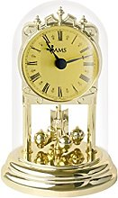 AMS 1103 Year Clock with Battery Operated Quartz