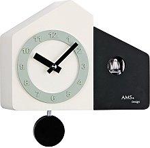 AMS 7397 Wall Clock Cuckoo Clock Quartz Table