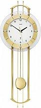 AMS. Design pendulum wall clock (radio-controlled