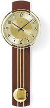 AMS Pendulum Clock 7115/1Quartz Wall Clock with