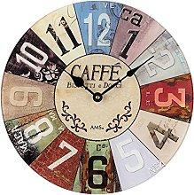 AMS Uhrenfabrik Clock, Silver, 35 x 3 x 445 cm