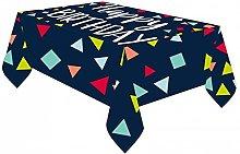 Amscan 9909818 Tablecloth A Reason To Celebrate