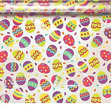 amscan Basket Bags with Easter Egg prints-61cm x