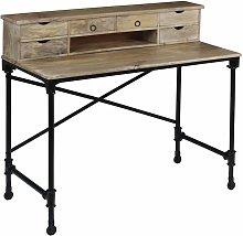 Amsterdam Desk by Brown - Williston Forge