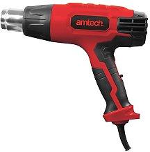 Amtech V6035 Hot Air Gun with 2 Temperature Modes