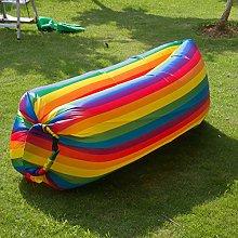AMTSKR Fast inflatable lazy sleeping bag portable
