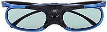 Amusingtao 3D Glasses Universal With Battery