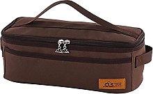 Amusingtao Barbecue Tool Storage Bag Oxford Fabric
