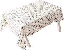 Amusingtao Table Cloth, Rectangle Tablecloth