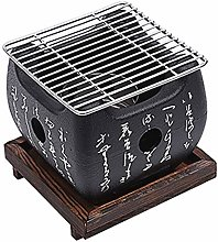 Amusingtao Table Top Grill Charcoal Japanese