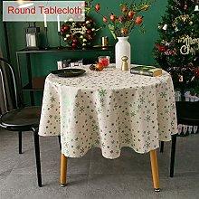 Amusingtao tmas und Tablecloth Dinning om Stain