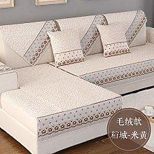 AMYDREAMSTORE L Shape Couch Sofa Cover,1-pc