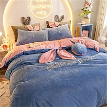 AMYZ Blankets,quilts,SuperSoft family of four