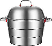 AMYZ Cooking Pots Pasta Pot Stainless Steel