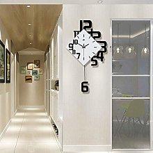 AMYZ Modern Decorative Wall Clock With