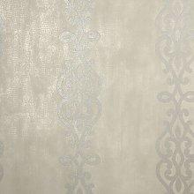 Anaconda Glitter Stripe 10m x 52cm Wallpaper Roll