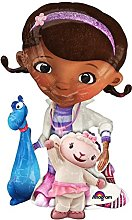Anagram 116cm Tall Doc Mcstuffins AirWalker