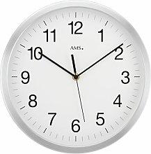 Analogue Wall Clock AMS Uhrenfabrik Size: Large