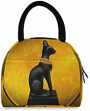 Anantyy Vintage Ethnic Egyptian Egypt Lunch Bag