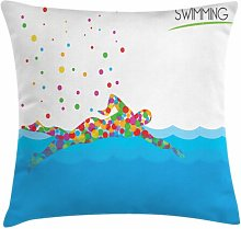 Anastas Olympics Swimming Pool Outdoor Cushion