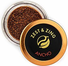 Ancho Chilli (Ground), 23g Spice Jar - Premium