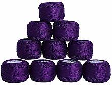 Anchor Cotton Crochet Thread Boll Embroidered