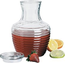 Anchor Hocking Chiller Glass Pitcher with Lid,