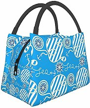 Anchor Lunch Bag Insulated Lunch Tote Cooler Bag