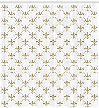 Ancient lily royal symbol High-definition printed