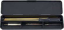 ANCLLO Cleaning Brush Kit with Plastic Box for.177