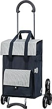 Andersen Shopping trolley Scala with bag Milla