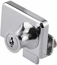 Andifany 407 Single Double Door Glass Lock