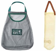 Andiker Reuseable Storage Bags for Fruit and