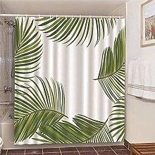 ANDMAEVA Nordic Style Pineapple Art Poster Curtain