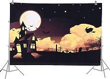 Andoer Halloween Style 1.5*2.1meters / 5*7feet