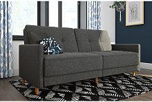 Andora Sprung Seat Sofa Bed Mid Century