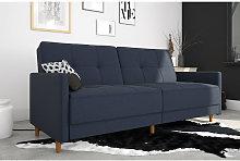 Andora Sprung Seat Sofa Bed Mid Century Modern